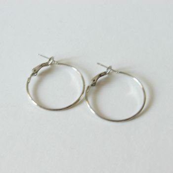 Nickel Plated Jewelry Earring