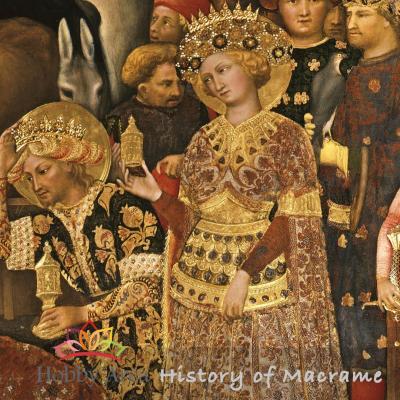 Macrame History